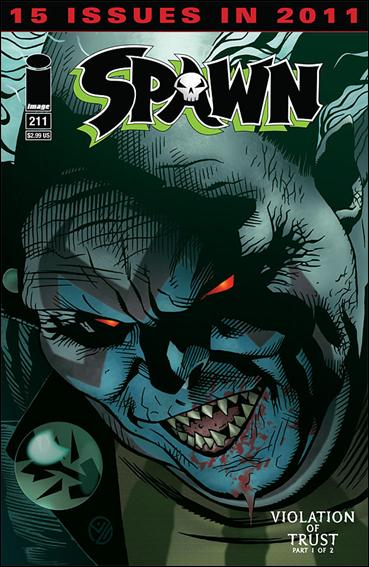 Spawn 211-A by Image