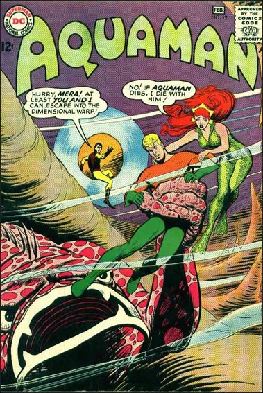Aquaman (1962) 19-A by DC