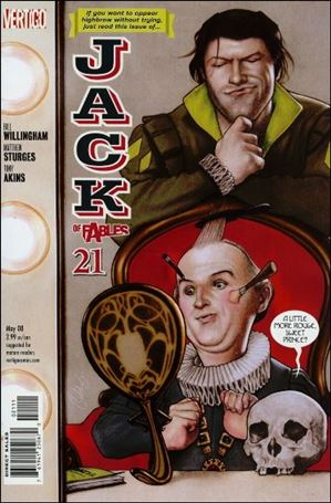 Jack of Fables 21-A