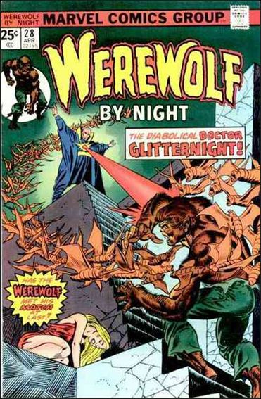 Werewolf by Night (1972) 28-A by Marvel