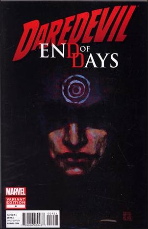Daredevil: End of Days 4-B by Marvel