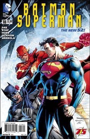 Batman/Superman 18-D
