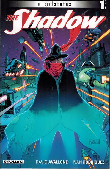 Altered States: The Shadow 1-A by Dynamite Entertainment