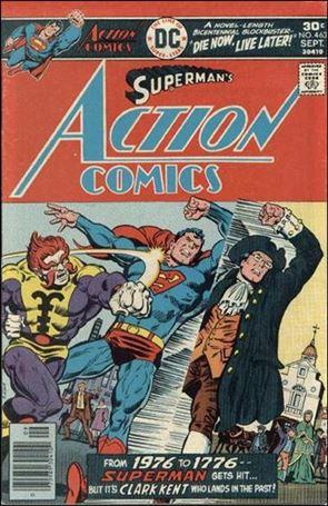 Action Comics (1938) 463-A