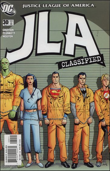 JLA: Classified 30-A by DC