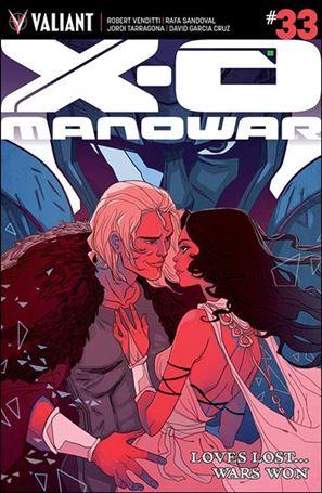 X-O Manowar (2012)  33-A