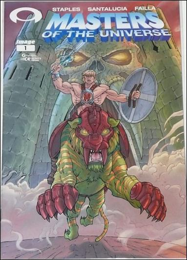 Masters of the Universe (2002) 1-D by Image