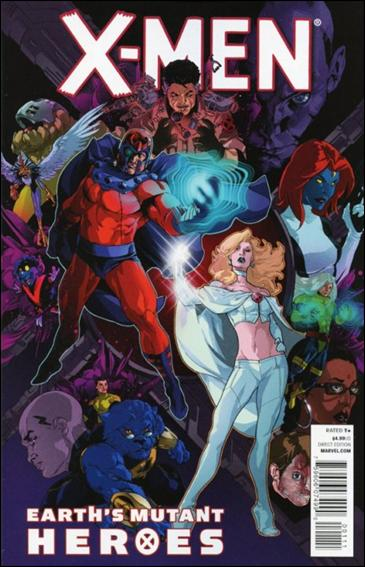 X-Men: Earth's Mutant Heroes nn-A by Marvel