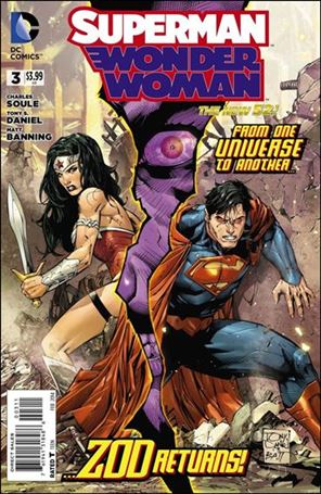 Superman/Wonder Woman 3-A