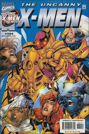 Uncanny X-Men (1981) 384-A