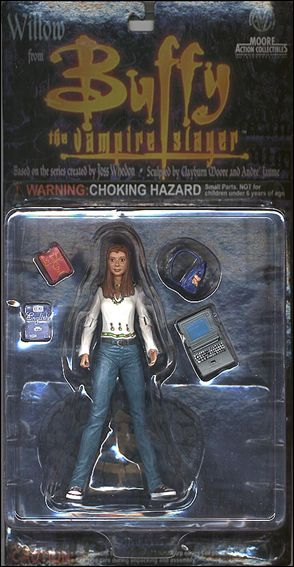 Buffy the Vampire Slayer (Series 1) Willow by Moore Action Collectibles