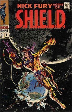 Nick Fury, Agent of S.H.I.E.L.D. (1968) 6-A