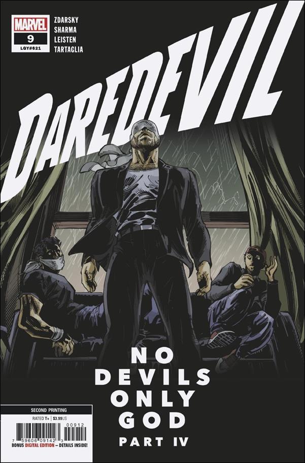 Daredevil (2019) 9-C by Marvel