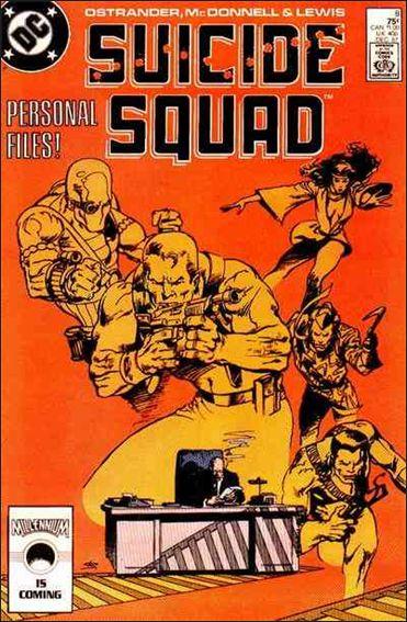 Suicide Squad (1987) 8-A by DC