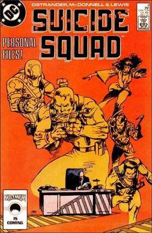 Suicide Squad (1987) 8-A