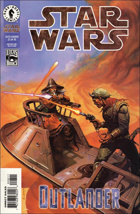 Star Wars/Star Wars Republic 8-A by Dark Horse