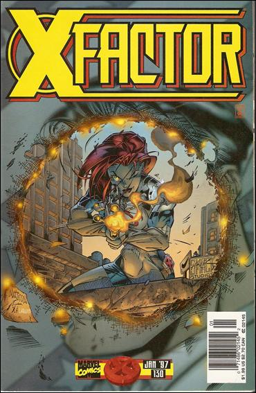 X-Factor (1986) 130-B by Marvel