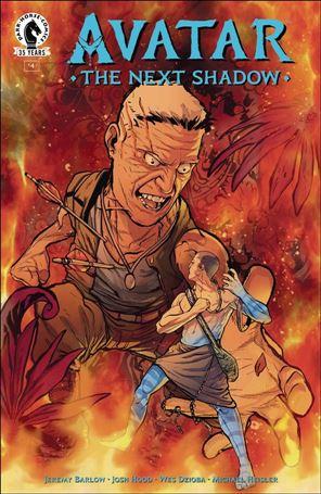 Avatar: The Next Shadow 4-A