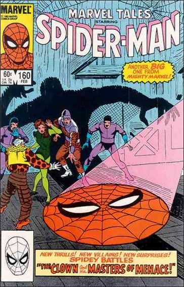 Marvel Tales (1966) 160-A by Marvel