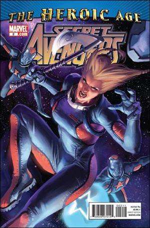 Secret Avengers (2010) 2-B