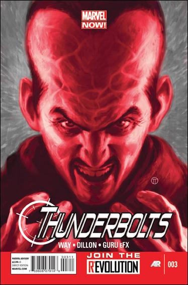 Thunderbolts (2013) 3-A by Marvel