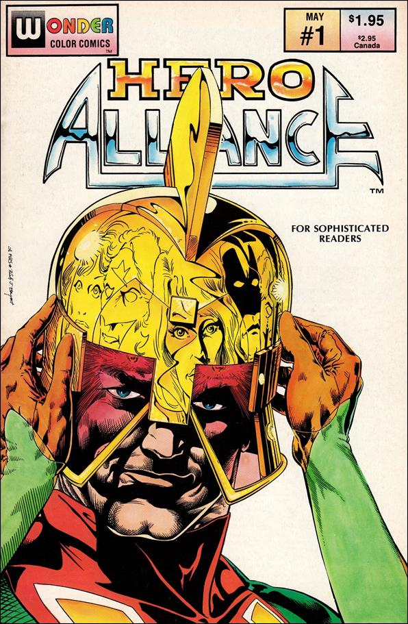 Hero Alliance (1987) 1-A by Wonder Color Comics