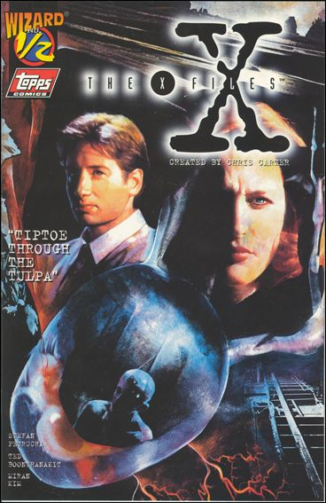 X-Files (1995) 1/2-A by Topps