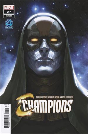 Champions (2016) 27-B