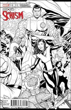 X-Men: Schism 3-D