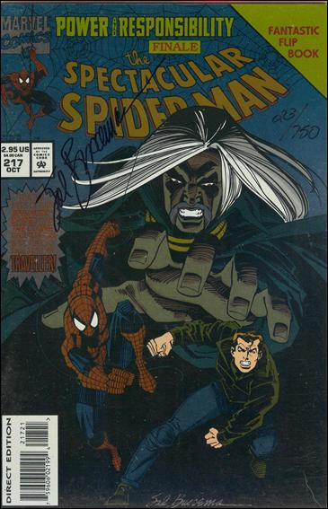 Spectacular Spider-Man (1976) 217-C by Marvel