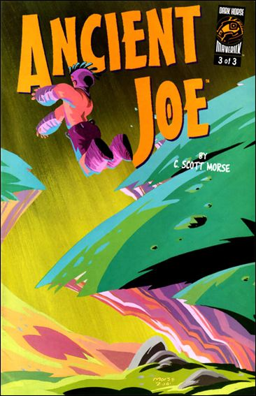 Ancient Joe 3-A by Dark Horse