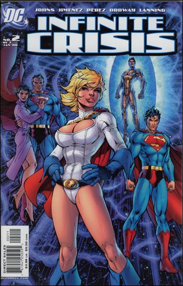 Infinite Crisis 2-B by DC