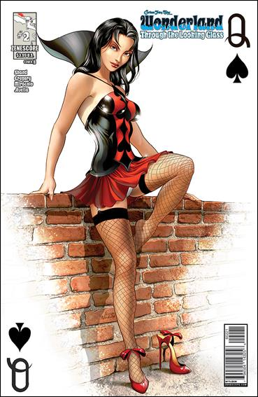 Grimm Fairy Tales Presents Wonderland: Through the Looking Glass 2-B by Zenescope Entertainment