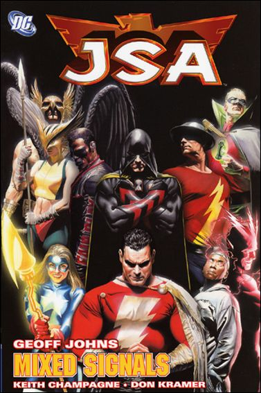 JSA 11-A by DC