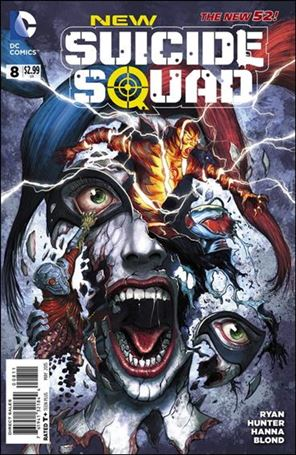 New Suicide Squad 8-A