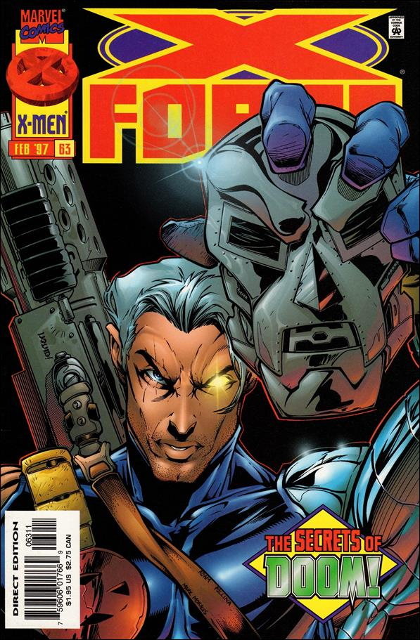 X-Force (1991) 63-A by Marvel