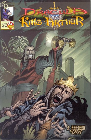 Dracula vs King Arthur 3-A by Silent Devil