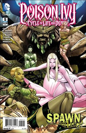 Poison Ivy: Cycle of Life and Death 5-A