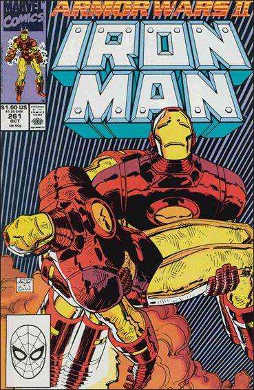 Iron Man (1968) 261-A by Marvel