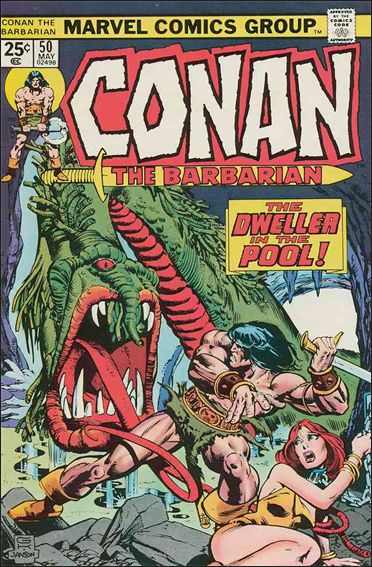 Conan the Barbarian (1970) 50-A by Marvel