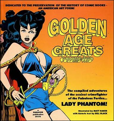 Golden-Age Greats 2-A by Paragon