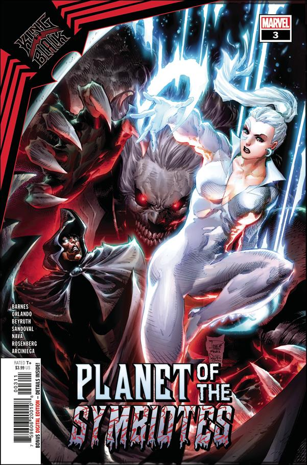 King in Black: Planet of the Symbiotes 3-A by Marvel