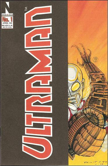 Ultraman (1994) 1-B by Nemesis Comics