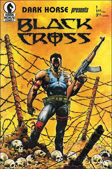 Dark Horse Presents (1986) 1-A by Dark Horse