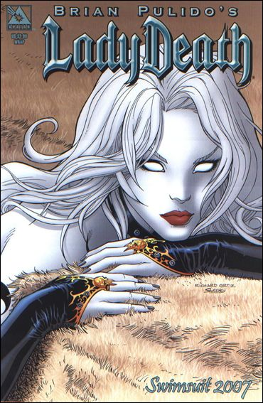 Lady Death: Swimsuit Special 2007-A by Avatar Press