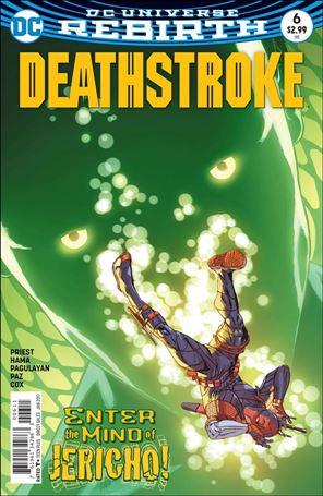 Deathstroke (2016) 6-A