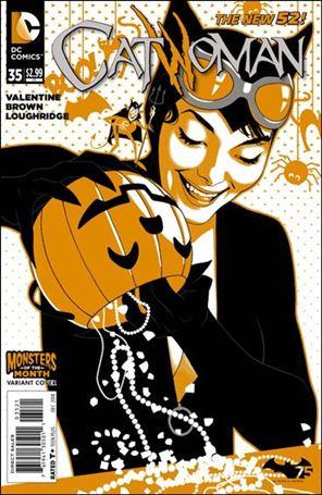 Catwoman (2011) 35-B