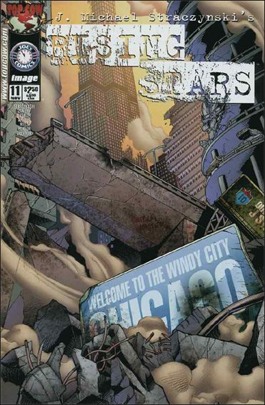 Rising Stars 11-A by Top Cow