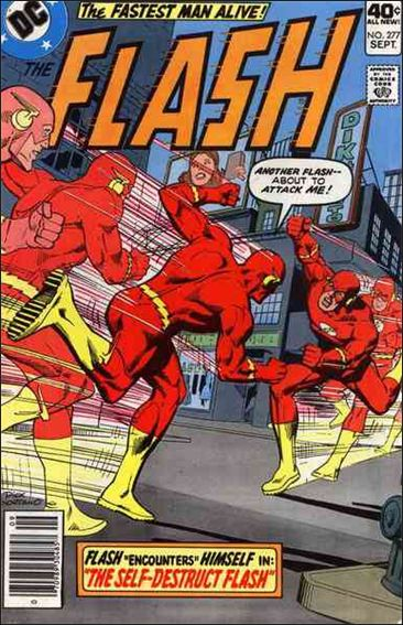 Flash (1959) 277-A by DC