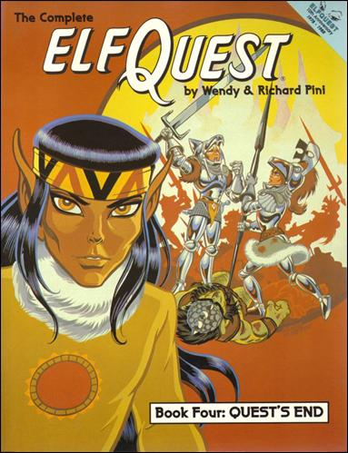 Complete Elfquest Graphic Novel 4-A by Father Tree Press